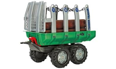 Rolly Toys Kinderfahrzeug-Anhänger »Timber Trailer«, für Trettraktoren kaufen