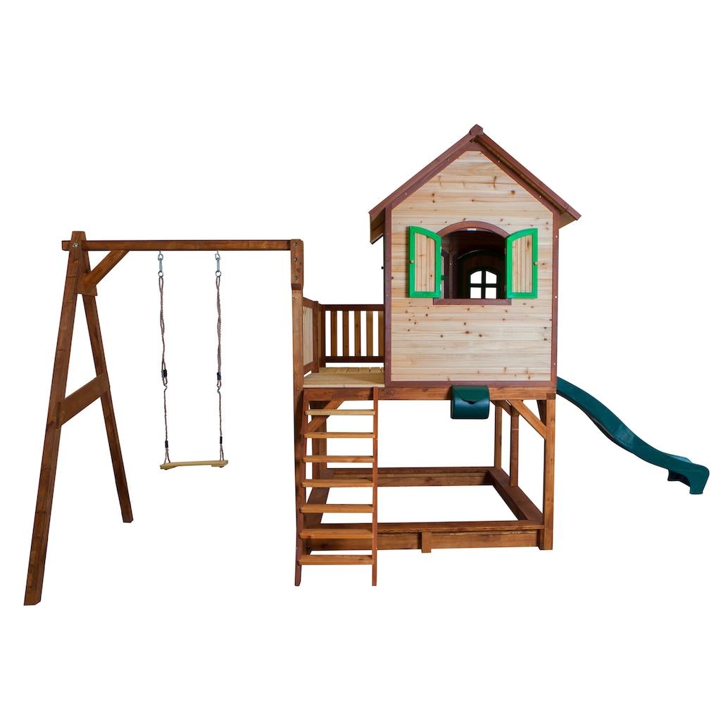 AXI Spielturm »Liam«, BxTxH: 541x277x291 cm, mit Einzelschaukel
