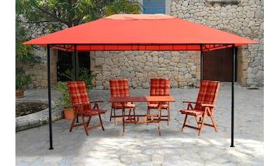 Grasekamp Pavillon »Antik Amalfi«, BxT: 293x390 cm, in versch. Farben kaufen