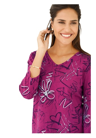 Classic Basics Shirt mit Folien - Print kaufen