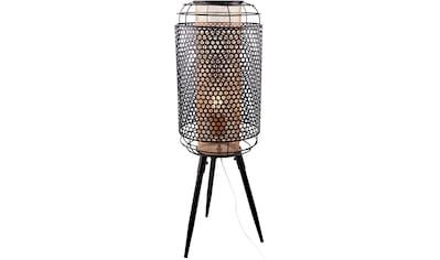Nino Leuchten LED Tischleuchte »Denton«, E27, 1 St., Warmweiß, Höhe 70,5 cm,... kaufen