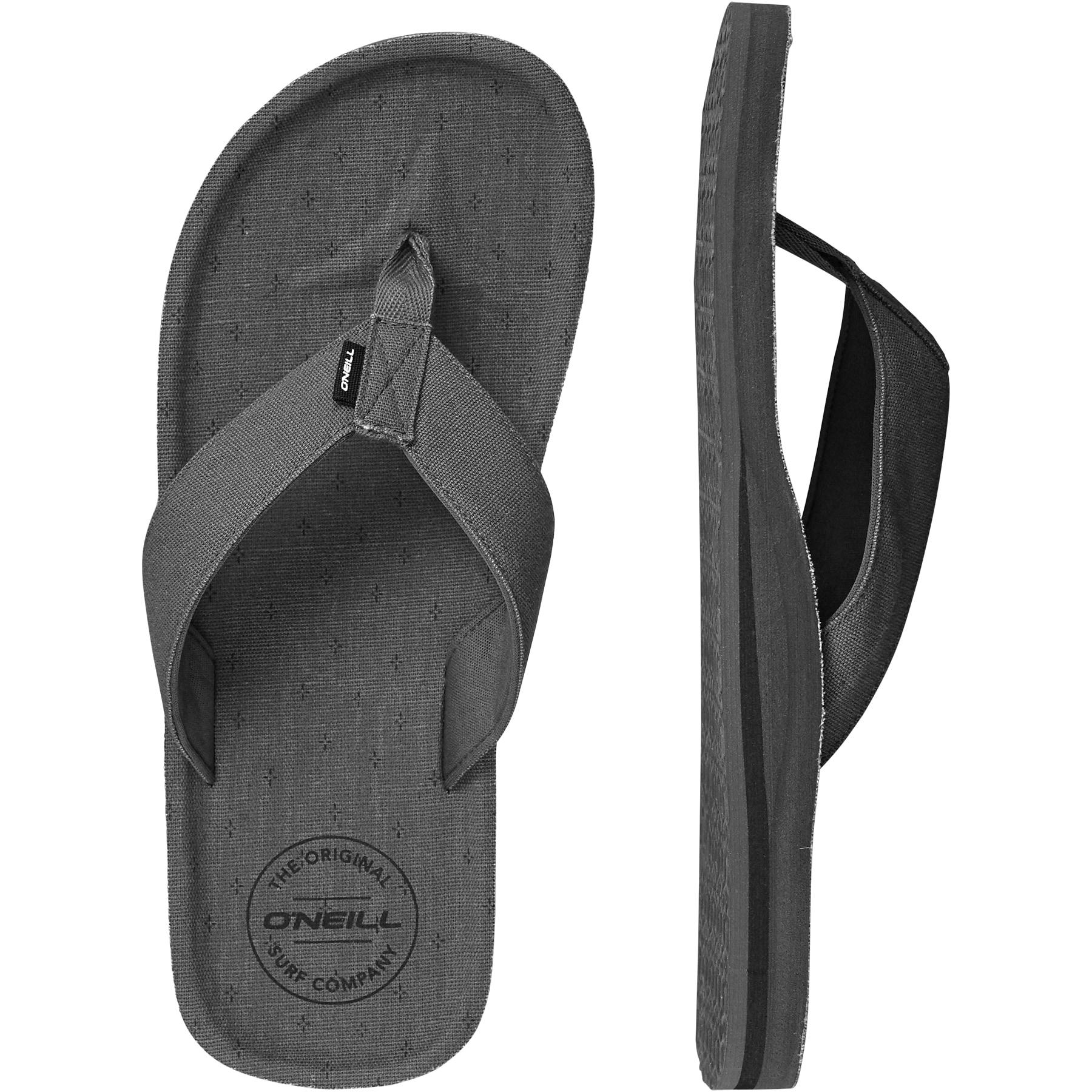O´Neill Zehentrenner Fm chad pattern | Schuhe > Sandalen & Zehentrenner | Grau | Lycra | O´neill