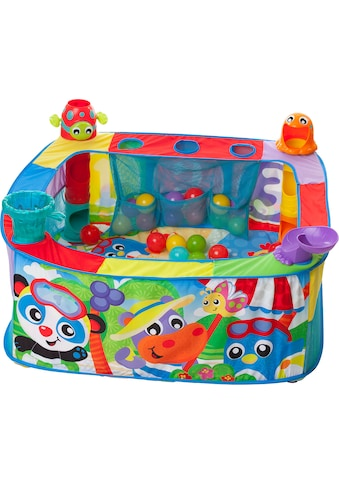 Playgro Bällebad »Pop Up Baby«, mit vier unterschiedlichen Aktionsstationen kaufen