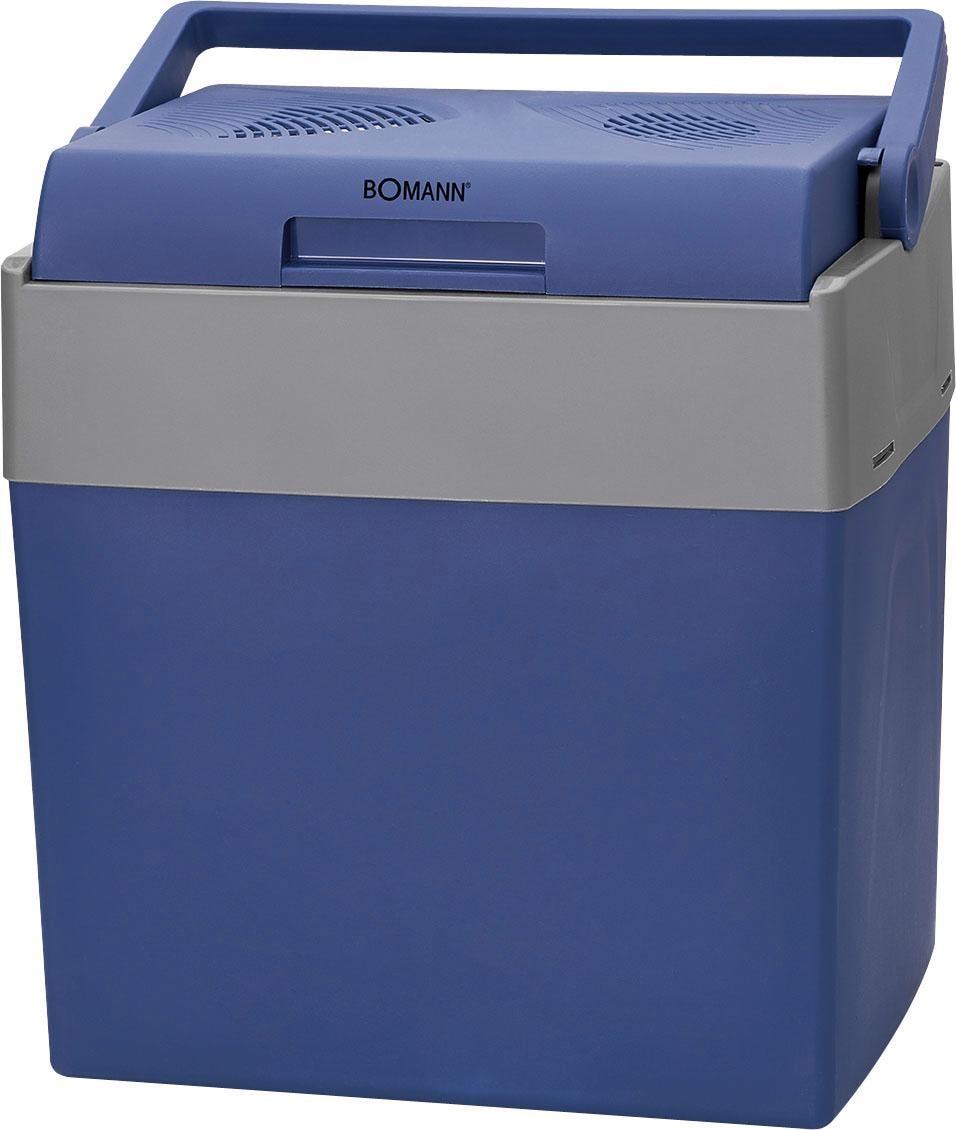 BOMANN Kühlbox KB 6012 CB, 30 Liter EEK A++ grau Camping-Kühlboxen Camping Schlafen Outdoor Kühlboxen