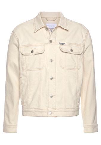 Calvin Klein Jeans Jeansjacke »REGULAR DENIM JACKET« kaufen