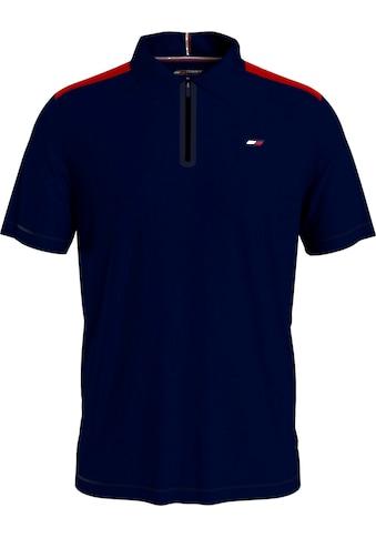 Tommy Hilfiger Sport Poloshirt »SEASONAL PERF POLO« kaufen