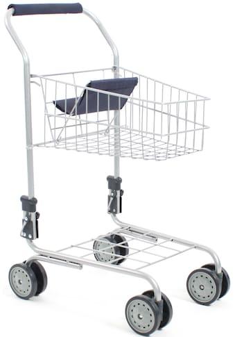 CHIC2000 Spiel-Einkaufswagen »Navy blue«, mit Puppensitz kaufen