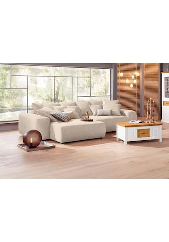 Home affaire Ecksofa »Riveo Luxus«, mit besonders hochwertiger Polsterung für bis zu... kaufen