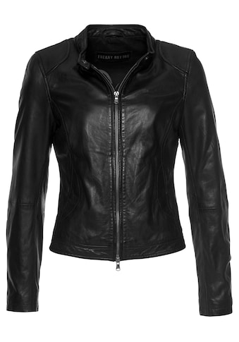 Freaky Nation Lederjacke »New Carol« kaufen
