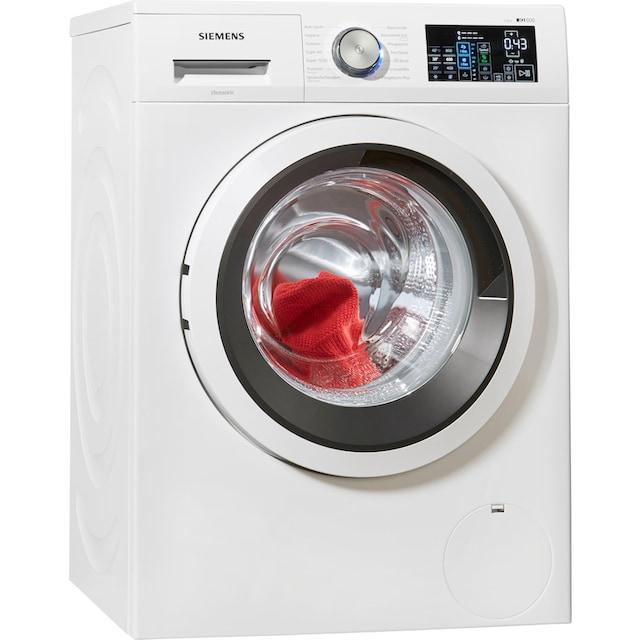SIEMENS Waschmaschine iQ500 WM14T641
