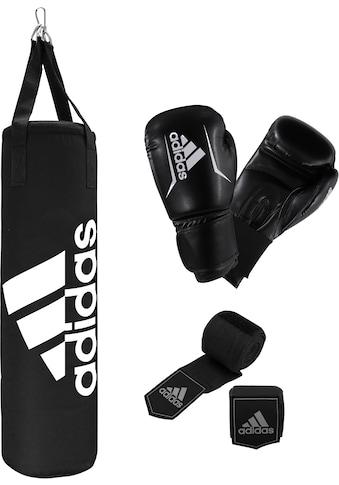 adidas Performance Boxsack »adidas Performance« (Set, mit Bandagen, mit Boxhandschuhen) kaufen