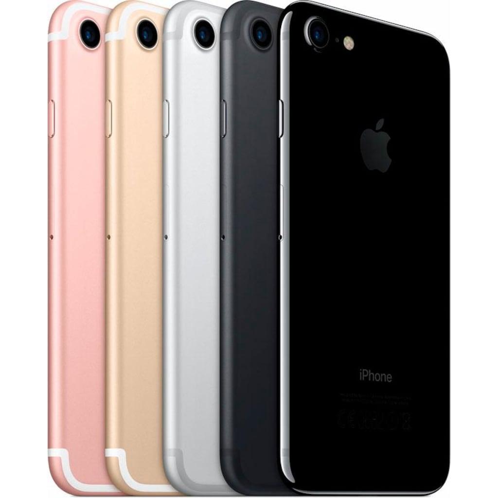 "Apple Smartphone »iPhone 7 4,7"" 32 GB«, (11,9 cm/4,7 "" 32 GB Speicherplatz, 12 MP Kamera), inkl. Lightning Kabel und Earpods"