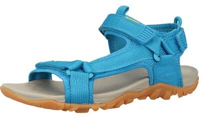 camel active Sandale »Lederimitat/Textil« kaufen