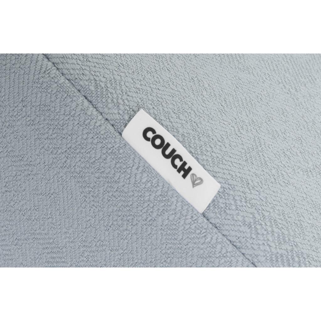 COUCH♥ Schlafsofa »Halbschlaf«, mit Bettfunktion und Bettkasten