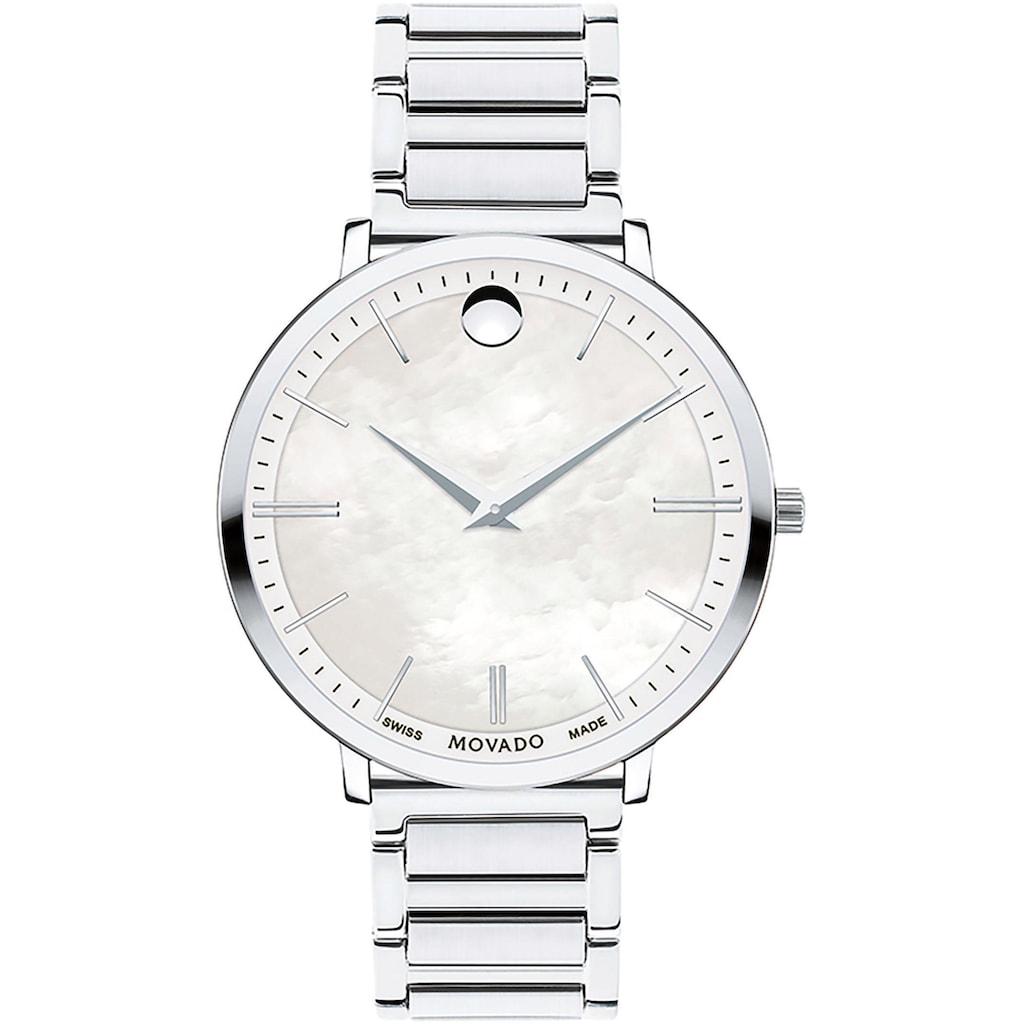 MOVADO Schweizer Uhr »ULTRA SLIM, 607170«