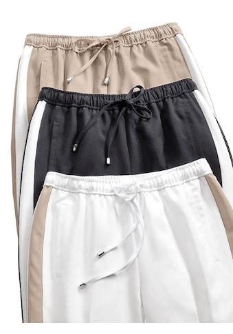 Classic Basics Hose in frecher Knöchellänge kaufen