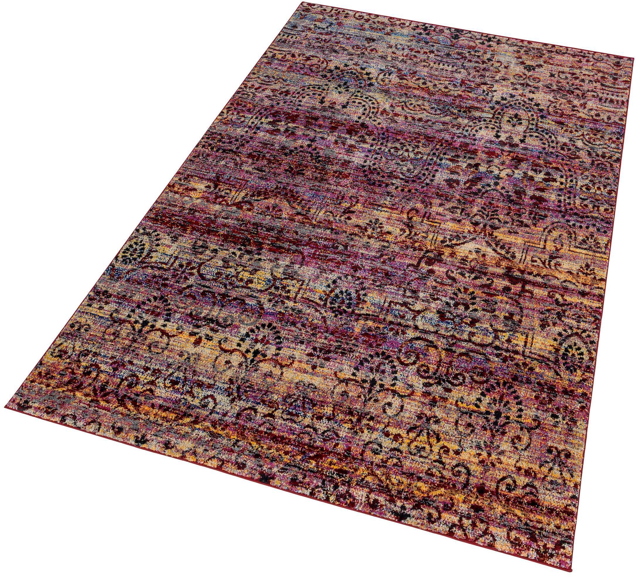 Teppich Catania 1811 ASTRA rechteckig Höhe 11 mm maschinell gewebt