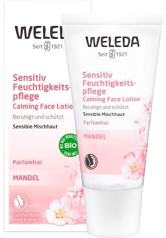 WELEDA Feuchtigkeitscreme »Mandel«, wohltuend, für sensible Haut kaufen