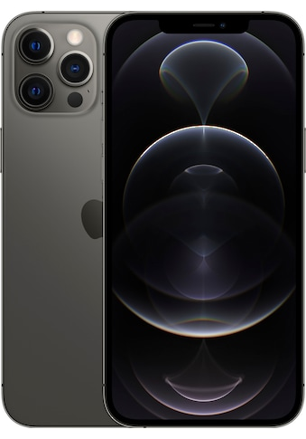 """Apple Smartphone »iPhone 12 Pro Max - 512GB«, (17 cm/6,7 """", 512 GB Speicherplatz, 12... kaufen"""