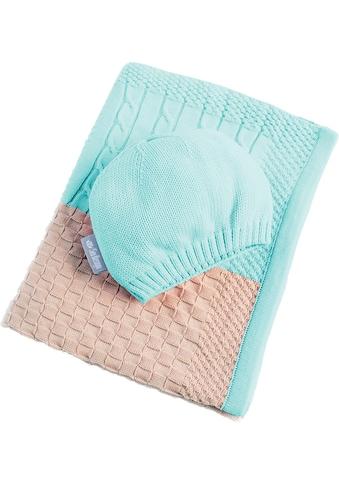 Babydecke »Patchwork«, SEI Design kaufen