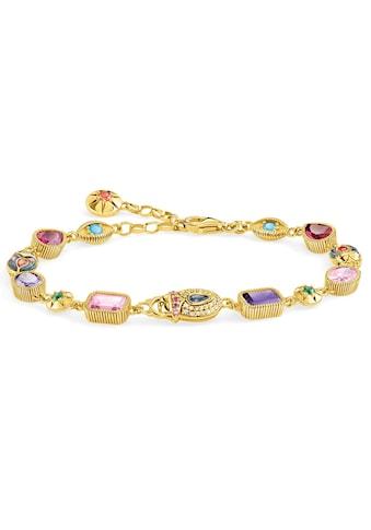 THOMAS SABO Armband »Große Glücksbringer gold, A1915 - 295 - 7 - L19v« kaufen