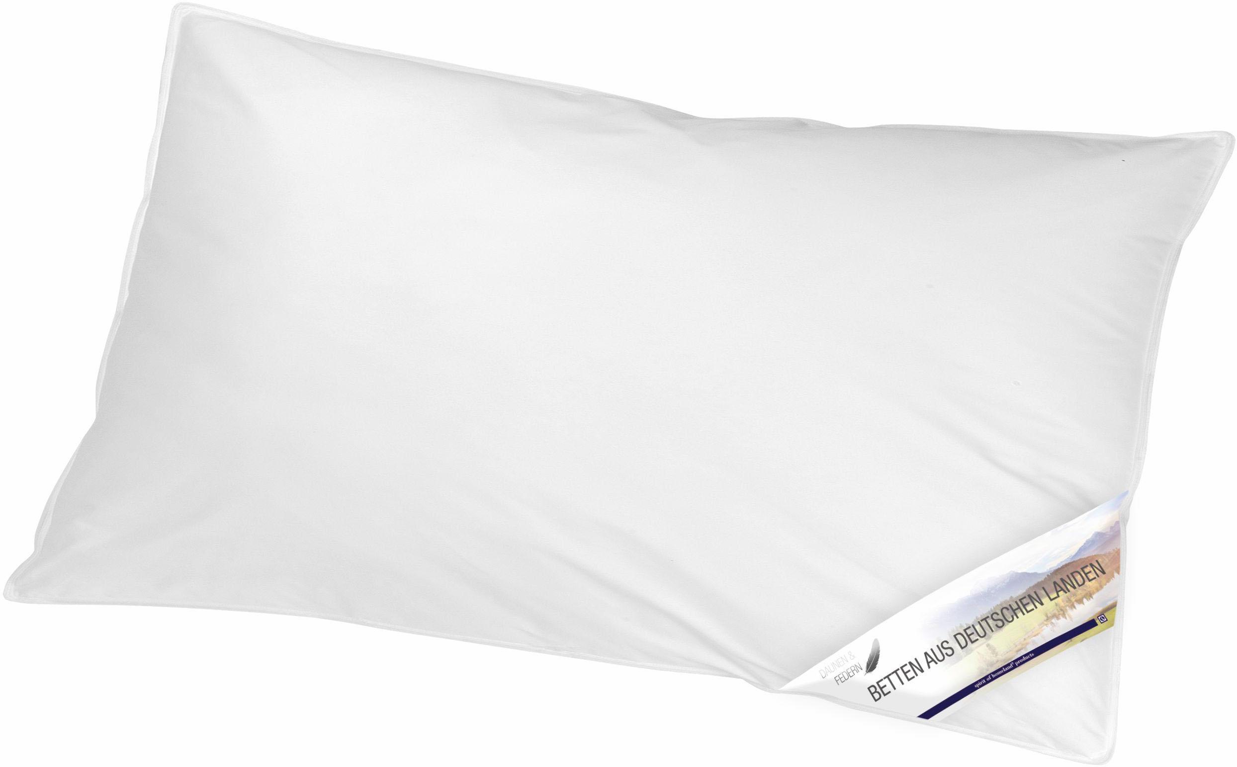 Federkissen Betten aus Deutschen Landen KBT Bettwaren Füllung: 70% Federn 30% Daunen