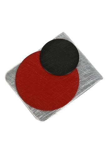 DeMarie Brosche »Aluminium gebürstet + eloxiert« kaufen