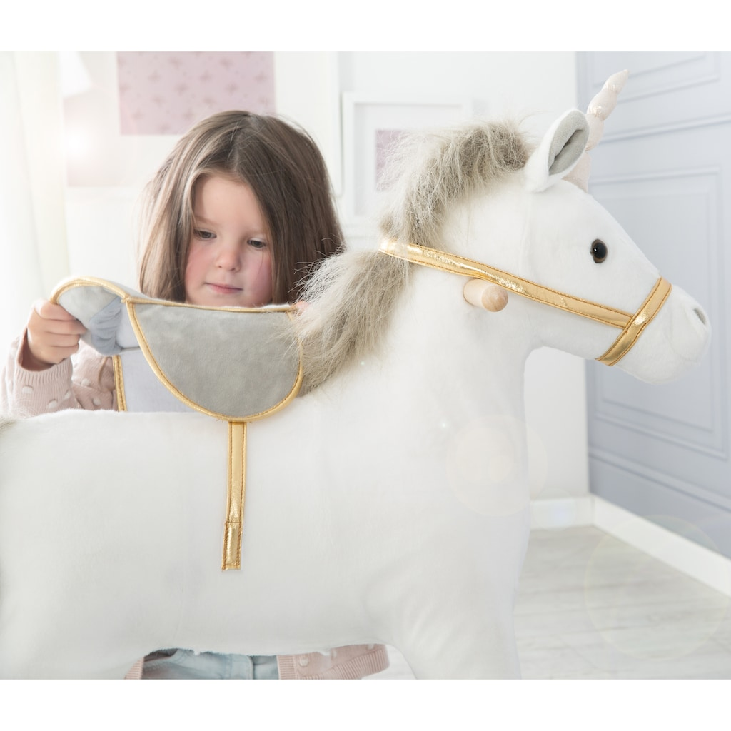 roba® Schaukeltier »Schaukeleinhorn groß«