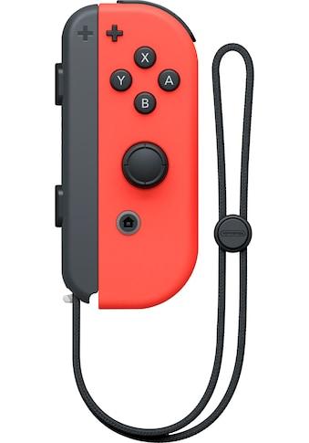 Nintendo Switch Wireless-Controller »Joy-Con (R) Neon Rot« kaufen