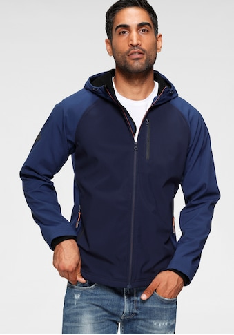 Superdry Softshelljacke »HOODED SOFTSHELL« kaufen