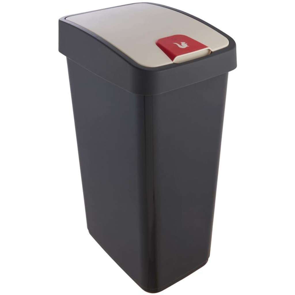 keeeper Mülleimer »magne«, (2 St.), Soft-Touch Grifffläche