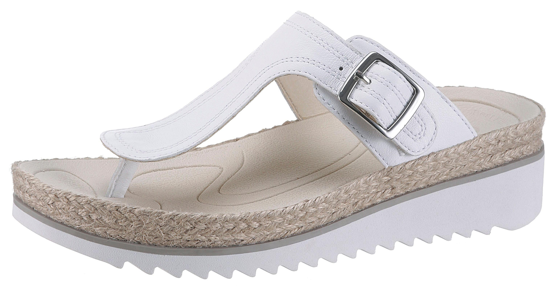 Gabor Zehentrenner | Schuhe > Sandalen & Zehentrenner > Zehentrenner | Gabor