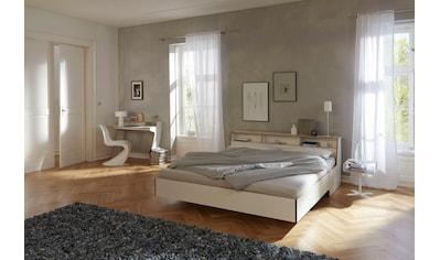 Müller SMALL LIVING Bett »Slope«, in 3 Breiten, ausgezeichnet mit dem German Design Award - Special 2017 kaufen