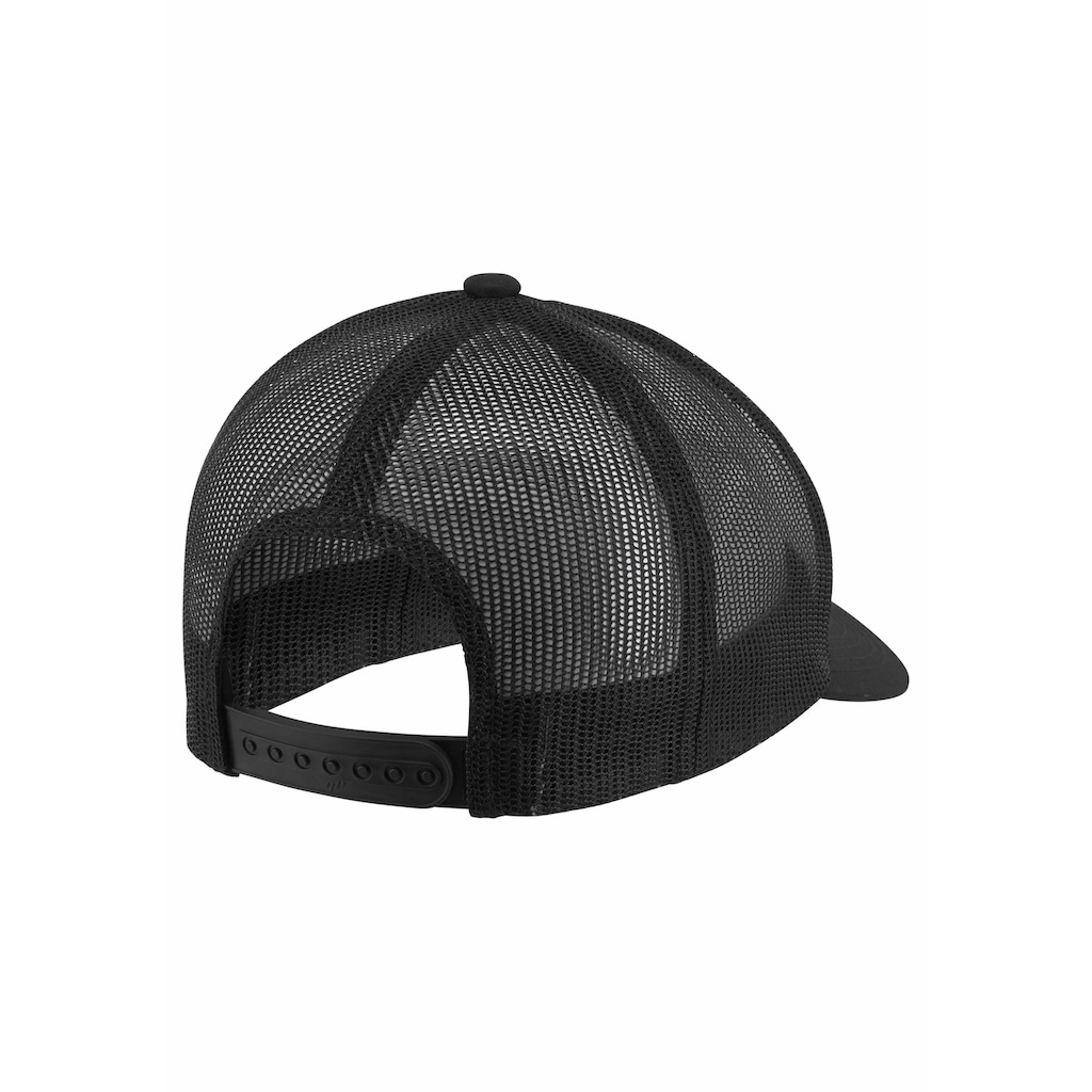 Flexfit Baseball Cap, Retro Trucker Colored Front