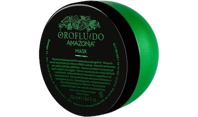 OROFLUIDO Haarmaske »Amazonia Mask«, mit nährenden und feuchtigkeitsspendenden Extrakten kaufen