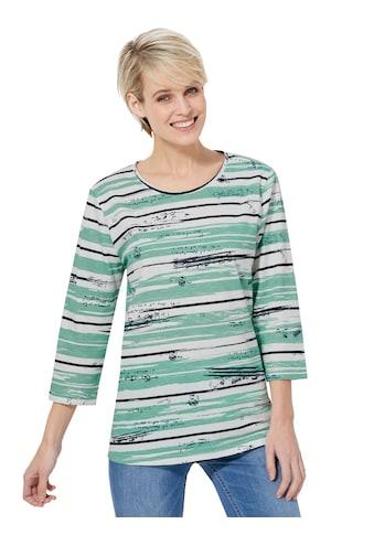 Casual Looks Shirt aus reiner Baumwolle kaufen