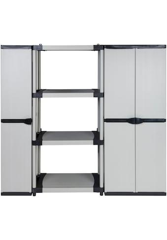 Kreher Werkzeugschrank »Armadio«, (Set), B/T/H: 182x40x168 cm, abschließbar kaufen