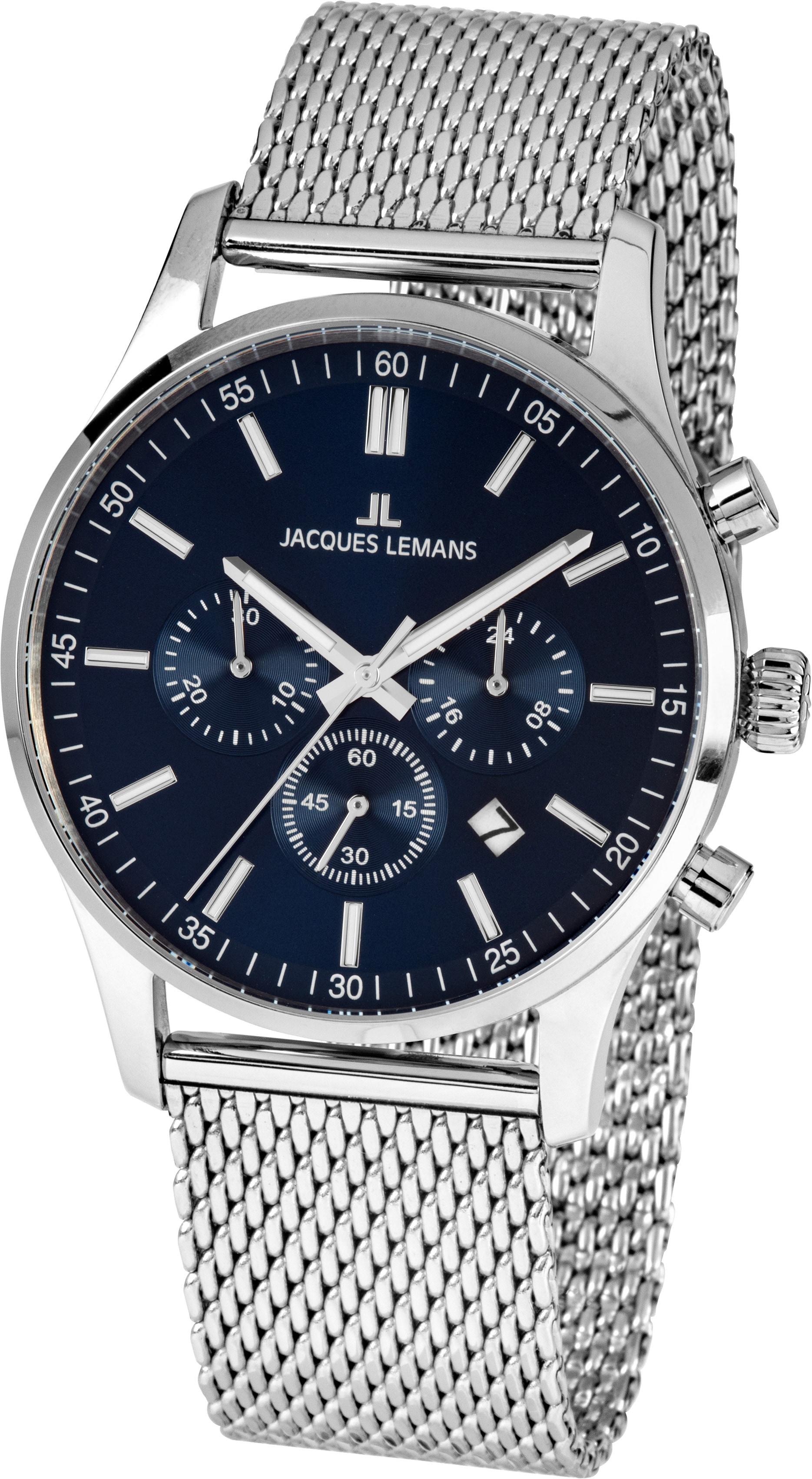 jacques lemans -  Chronograph London, 1-2025H