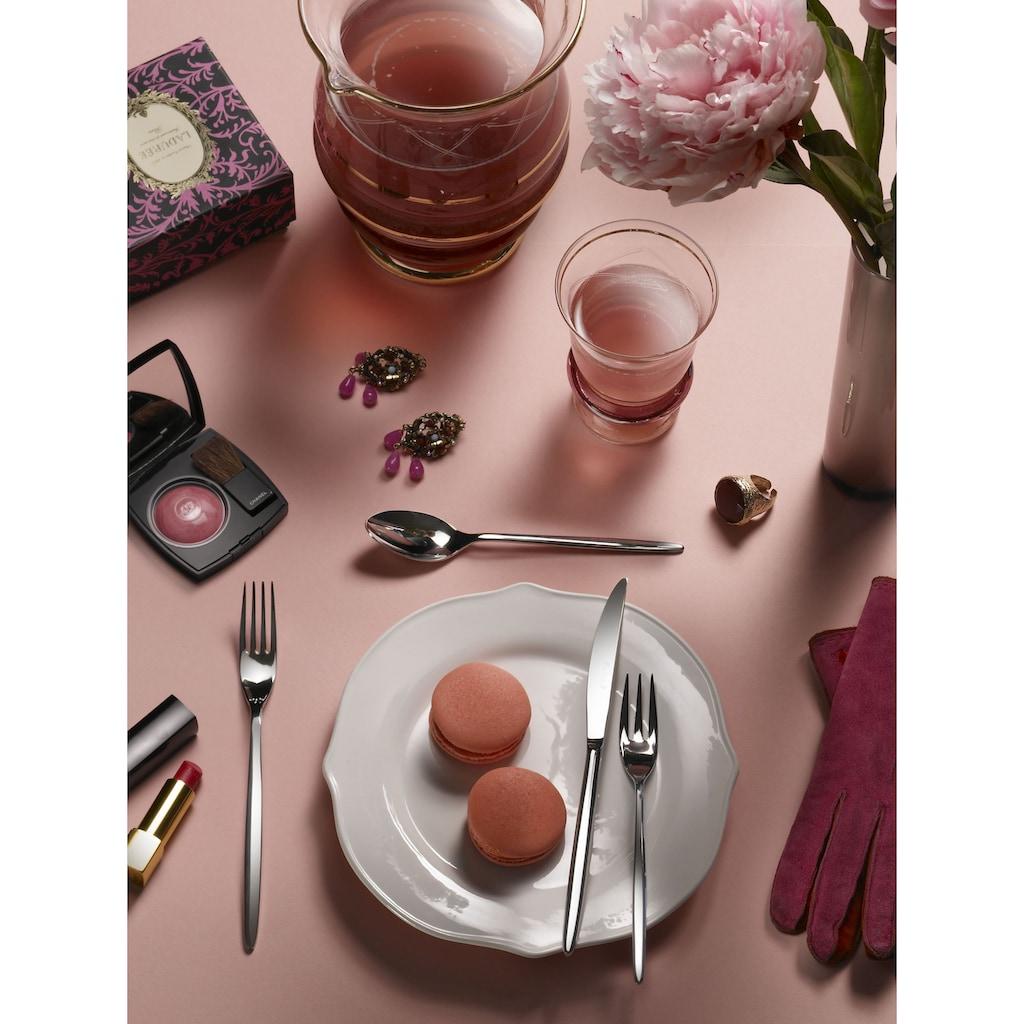 PINTINOX Besteck-Set »Olivia«, (Set, 30 tlg.), Edelstahl 18/10, 30-teilig