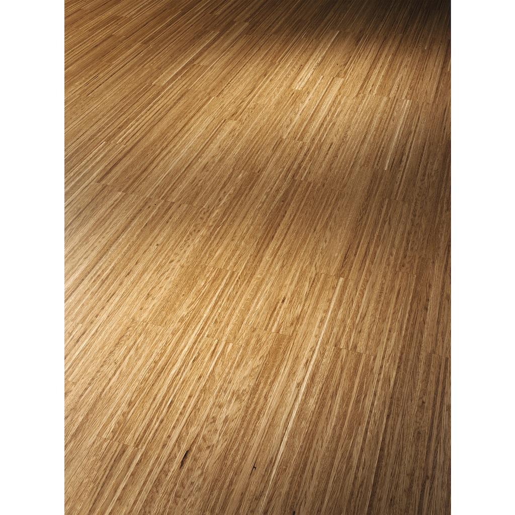 PARADOR Parkett »Classic 3060 Natur - Fineline Eiche«, ohne Fuge, 2200 x 185 mm, Stärke: 13 mm, 3,66 m²