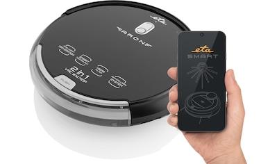 eta Nass-Trocken-Saugroboter »ARON ETA251290000, 2 in 1,«, Smart-App, Digital Motor,... kaufen