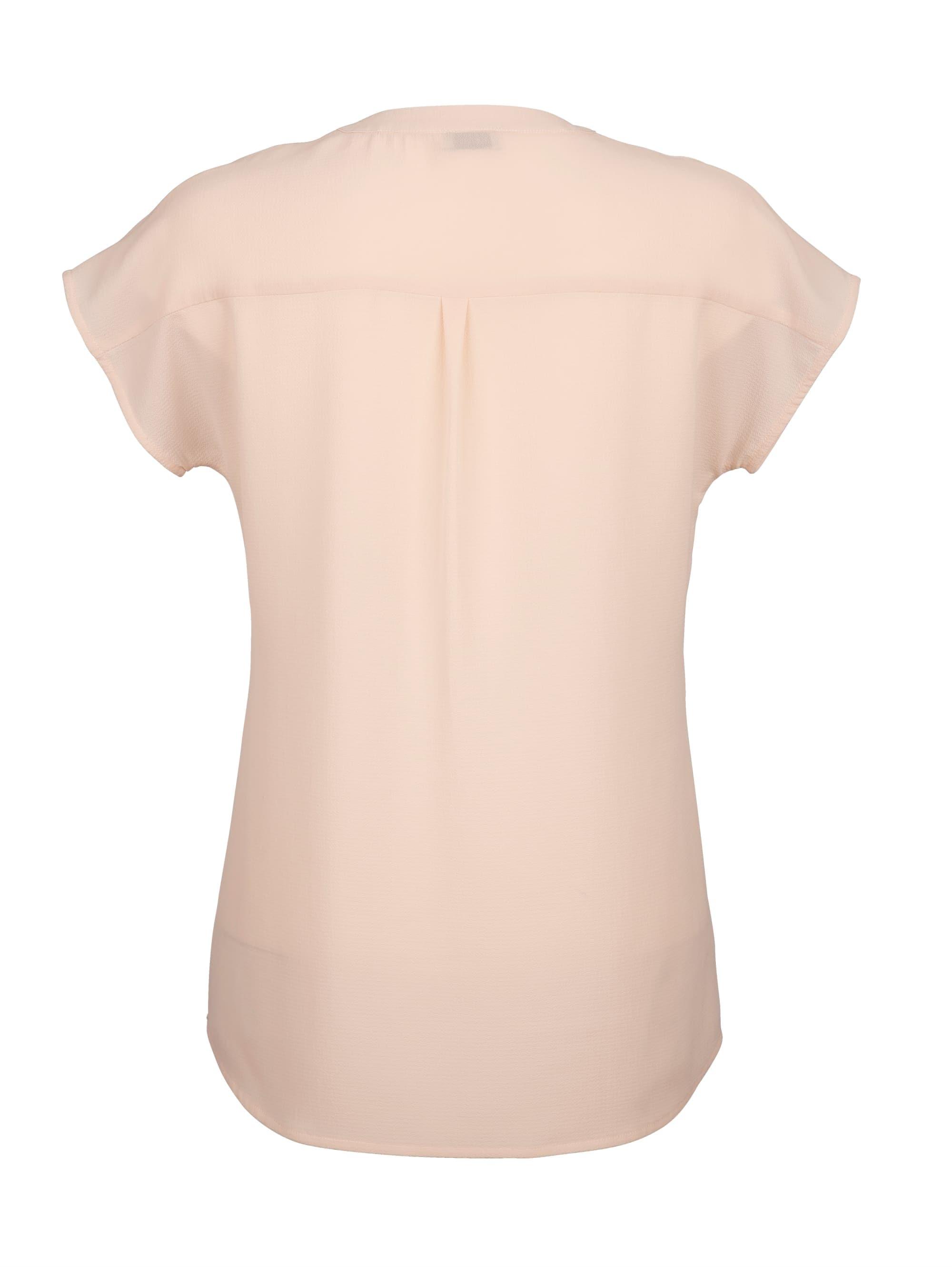 Alba Moda Bluse mit modischen Rüschen