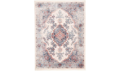 carpetfine Teppich »Phoenix«, rechteckig, 6 mm Höhe, Vintage Look, Wohnzimmer kaufen