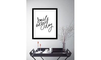 Bild »Smile« kaufen