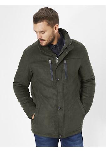 Redpoint Outdoorjacke »Travor«, wasserabweisende warme Winterjacke kaufen