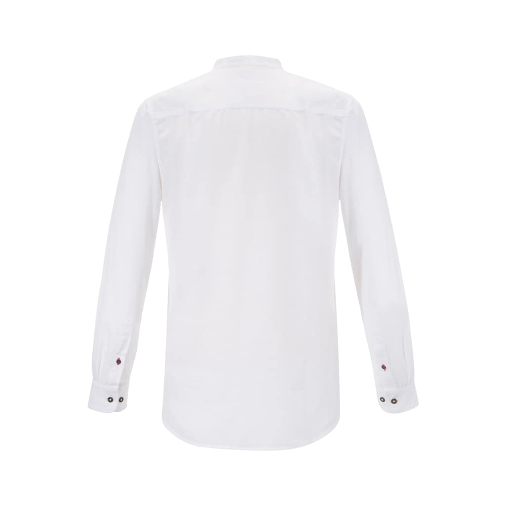 Andreas Gabalier Kollektion Trachtenhemd, im Hirtenhemd-Look
