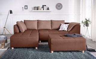inosign ecksofa sally auf rechnung bestellen baur. Black Bedroom Furniture Sets. Home Design Ideas