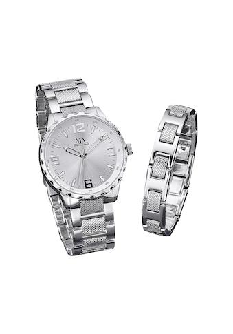 Meister Anker Quartzuhr + Armband kaufen