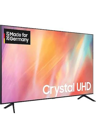 """Samsung LED-Fernseher »GU55AU7199UXZG«, 138 cm/55 """", 4K Ultra HD, Smart-TV kaufen"""