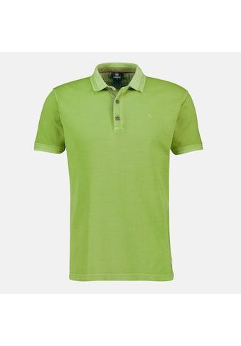 LERROS Poloshirt, unifarben, mit Knopfleiste kaufen